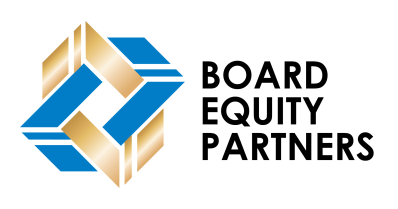 Logo design for Board Equity Partners