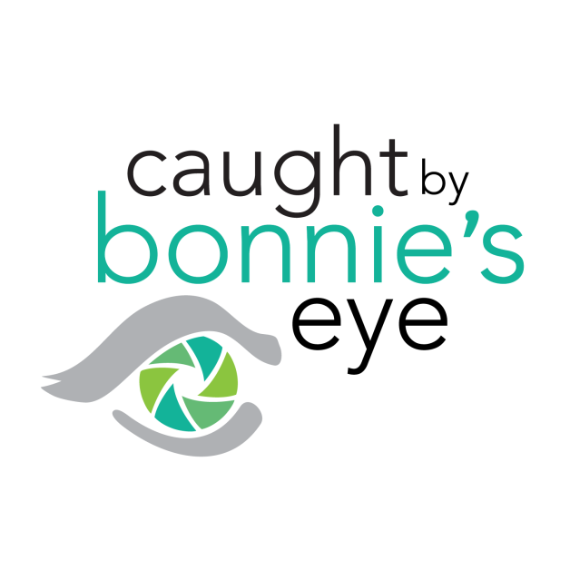 Caught By Bonnie's Eye photography business logo